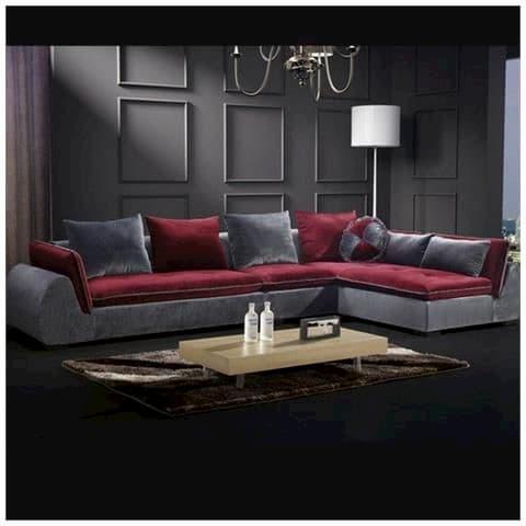 Disposizione alternata di cuscini divano - Credits Pinterest