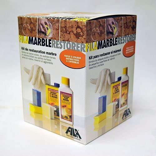 kit MARBLE RESTORER di FILA Solutions