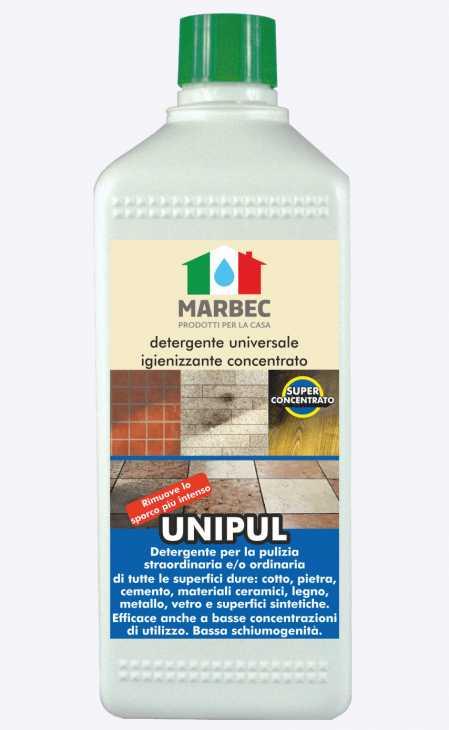 Detergente universale UNIPUL di Marbec
