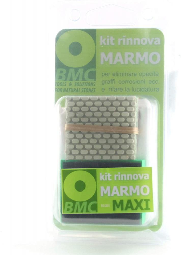 Prodotti per la manutenzione e la pulizia del marmo BMC