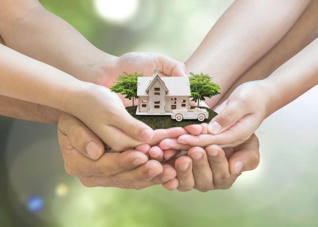 Casa coniugale ambiente domestico