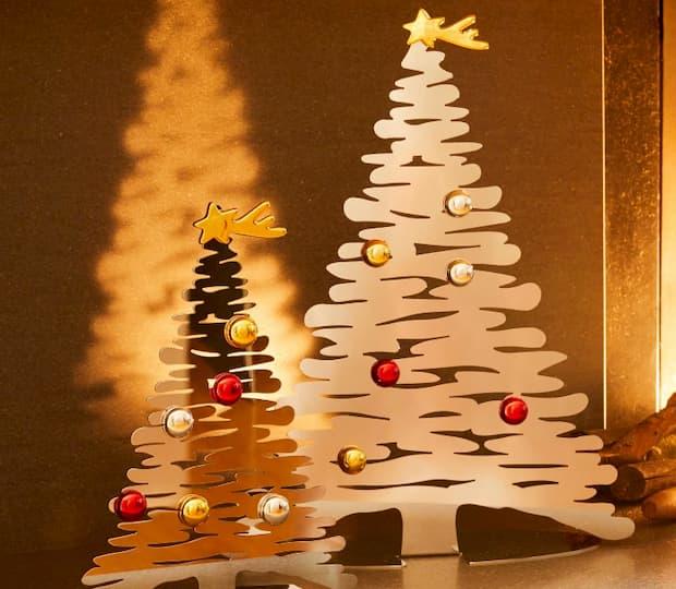 Albero di Natale minimal, Alessi, Bark for Christmas