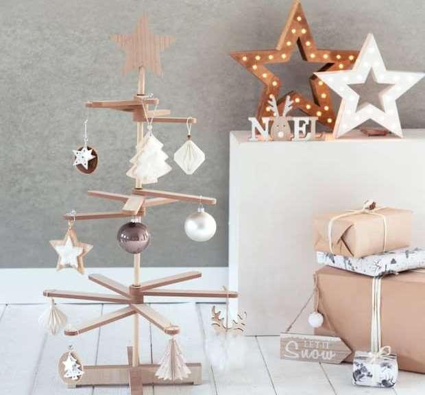Albero di Natale minimal, Maisons Du Monde