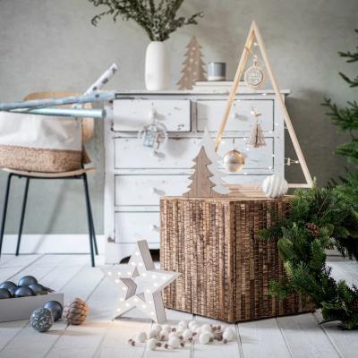 Albero di Natale minimal, soluzioni Maison Du Monde
