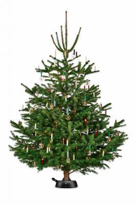 Base per albero di Natale modello Green Line M di Krinner