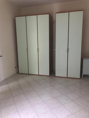 Camera da letto prima della ristrutturazione