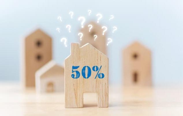 Detrazioni 50%, ristrutturazioni