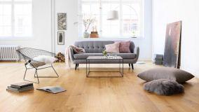 Legno chiaro: un look naturale per la casa