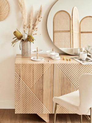 Credenza in legno chiaro Louis - Foto by Westwing