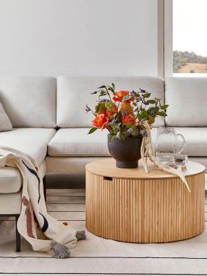 Tavolo in legno chiaro Nele - Foto by Westwing