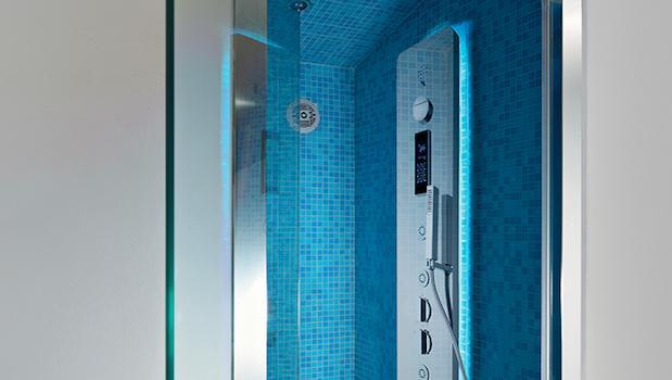 Colonna doccia Steam 3 Plus - Foto by Grandform