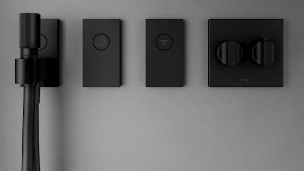 Sistema doccia Switch - Foto by Fima Carlo Frattini