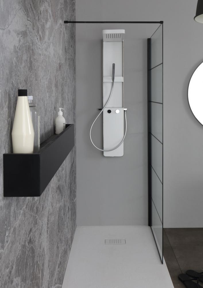 Colonna doccia Techno E-Shower - Foto by Grandform