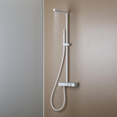 Sistema doccia Switch mensola con soffione Still - Foto by Fima Carlo Frattini