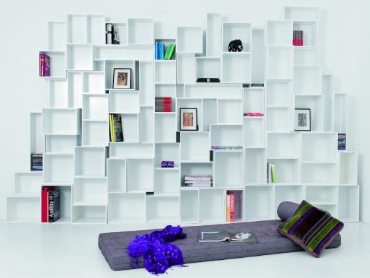 Composizione Cubit bianco - Foto by Cubit