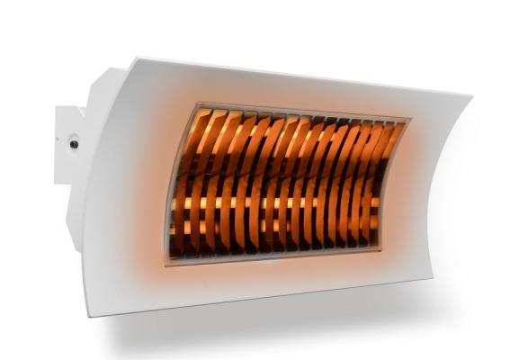 Lampada riscaldante Oasi di Radialight