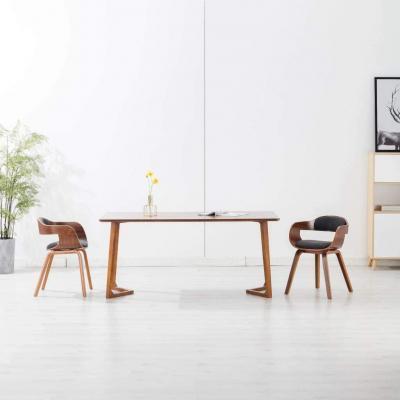 Sedie in legno di design di Festnight su Amazon