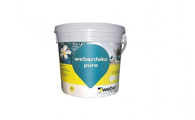 Idropittura weberdeko pure, by Weber-Saint Gobain Italia