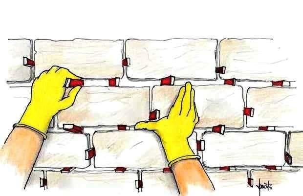 Come rivestire una parete in pietra