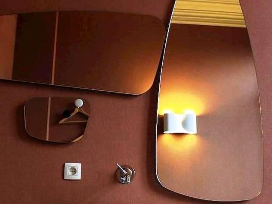 Applique parete bagno - Foglio Flos