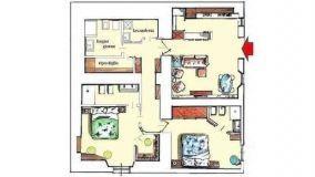 Ricavare il bagno per gli ospiti: soluzioni per una casa di 80 mq