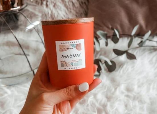 Candele profumate Ava&May