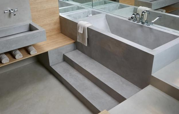 Bagno in microtopping, da easyrelooking.com
