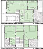 La Superficie Utile di una villetta unifamiliare a due piani