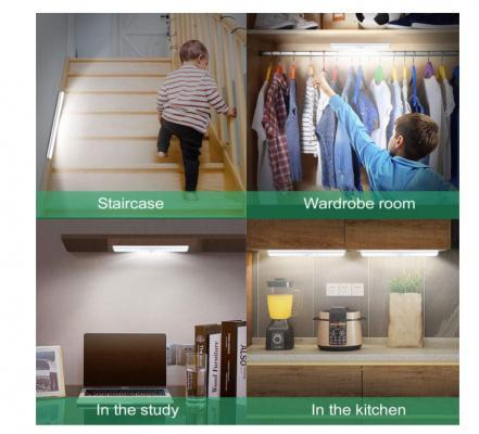 Soluzioni per luci a led con sensore di movimento