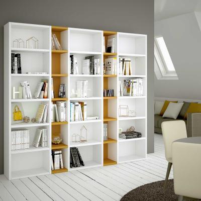 Mobili libreria, Diotti, linea Almond