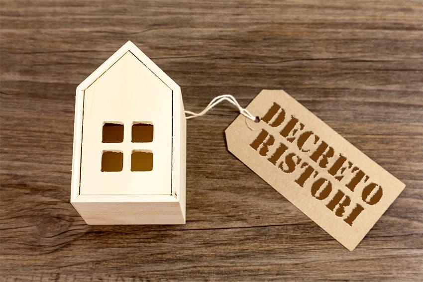 Sospensione mutuo prima casa: Decreto Ristori