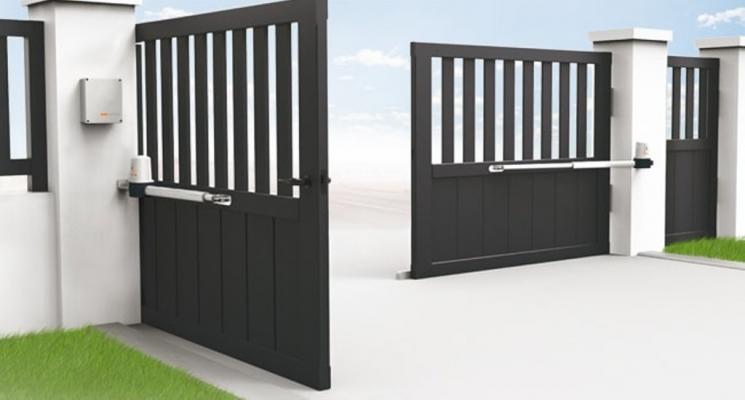 Open Gate 1