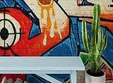 Fotomurale Designwalls - Graffiti di Wall-art