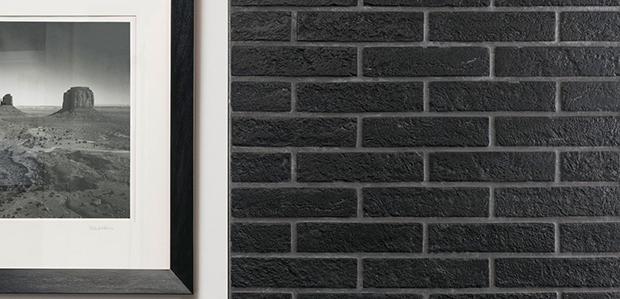 Piastrelle urban style New Yor di Rondine, di aspetto ispirato a un muro di mattoni