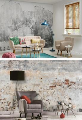 Fotomurali Designwalls - Muro e Old Wall di Wall-Art