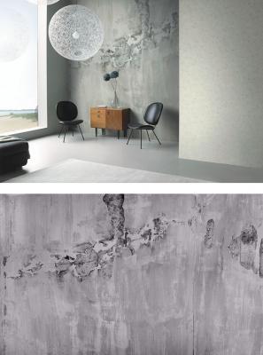 Fotomurale Rasch - Factory II cemento grigio di Wall-Art