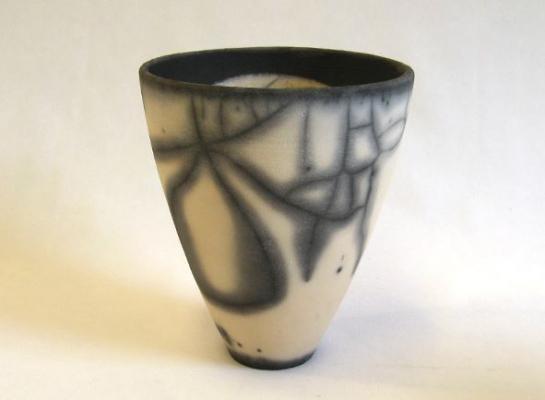 Vaso in ceramica raku by LuceBuio