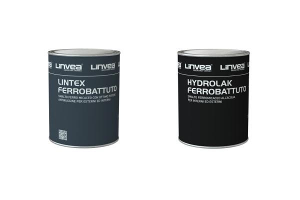 Vernici per ringhiere in ferro Lyntex e Hydrolak Ferrobattuto di Linvea