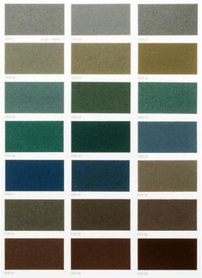 Cartella colori delle vernici per ferro Lyntex e Hydrolak Ferrobattuto by Linvea