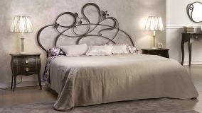 Il letto in ferro battuto, un arredo senza tempo
