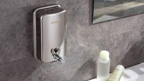 Dispenser per igienizzante per mani e sapone