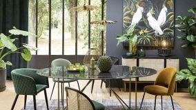 Sala da pranzo: tavolo rotondo, ovale o squadrato?