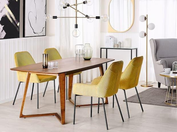 Huxter dining table by Beliani