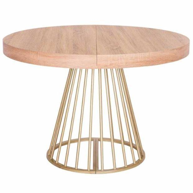 Soare extendable round table by Menzzo