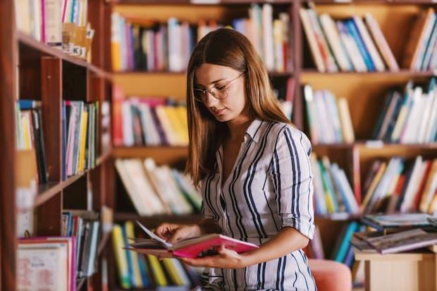 Casa nel 2020: la libreria diventa protagonista