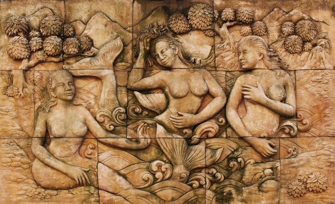 I rivestimenti in pietra sono utilizzati per decorare fin dai tempi antichi