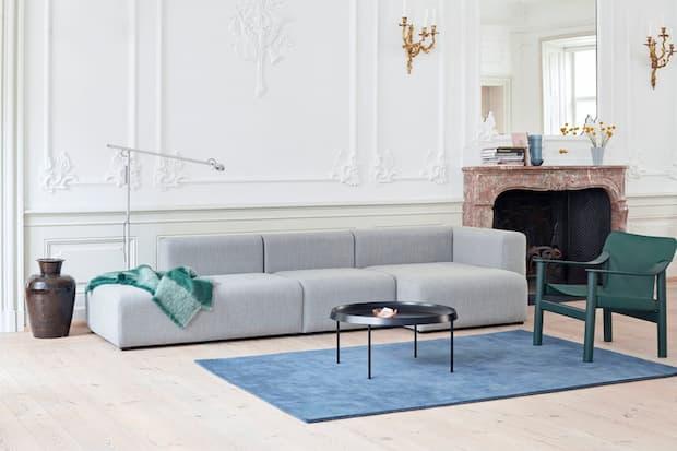 Design scandinavo, finnish design shoP, divano collezione Mags di Hay