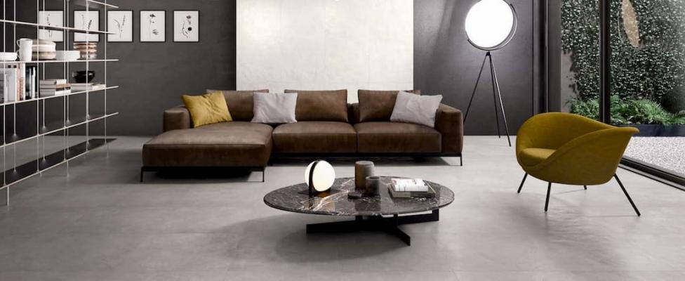 Progetto casa - pavimenti gres Creos Dorian Refin