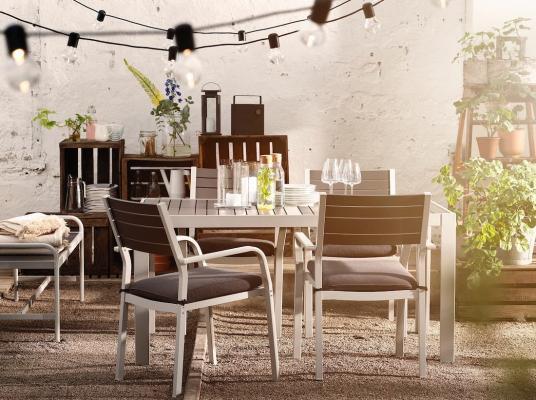 Set outdoor Själland - Foto by Ikea