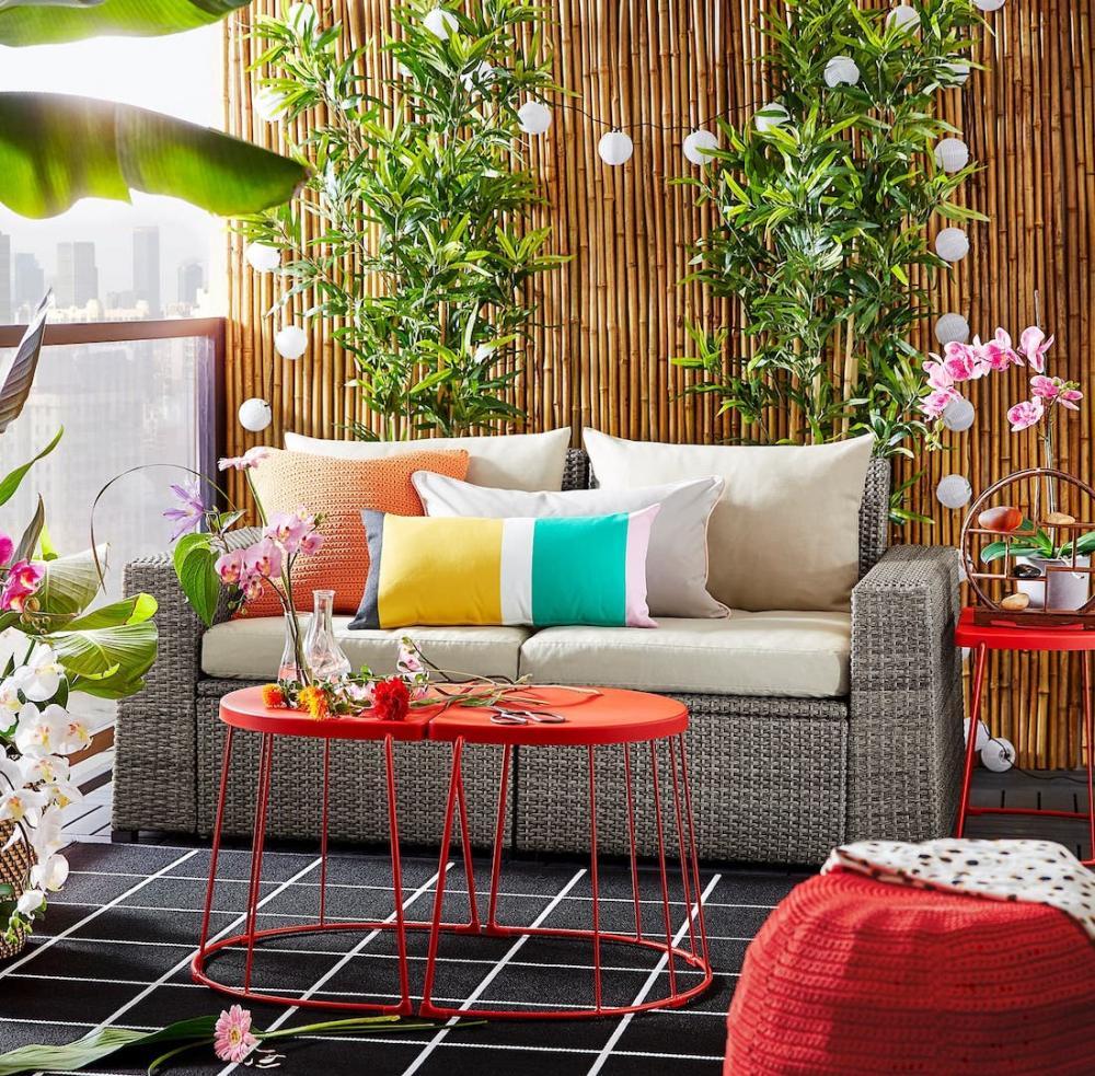 Sollerön, divano a due posti, fodera Hållö - Foto by Ikea